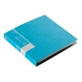 【最大2,000円OFFクーポン配布中★2月20日限定】CD/DVDファイル ブックタイプ 12枚収納 ブルー BSCD01F12BL BUFFALO バッファロー お取り寄せ