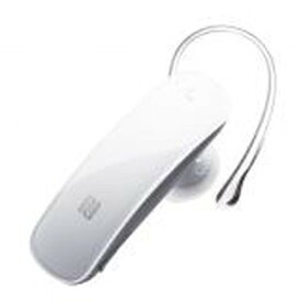 【ポイント最大36倍★4月15日限定★店内全品対象】Bluetooth4.0対応 ヘッドセット NFC対応モデル ホワイト BSHSBE33WH BUFFALO バッファロー お取り寄せ