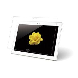LAVIE Tab E 10.1型 TE510HAW用 指紋防止 液晶保護フィルム 高光沢タイプ BSTPTE510HFG BUFFALO バッファロー お取り寄せ