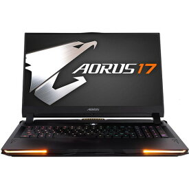 GIGABYTE ギガバイト ゲーミングノートパソコン AORUS 17 YA-9JP2452SH Core i9-9980HK 搭載 4719331968458