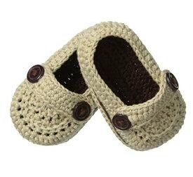 Jefferies socks ジェフリーズソックス 新生児セレモニー ブーティー モカシン ハンドメイド クロシェ編み 女の子 男の子 ベビー フォーマル 靴 お祝い 記念撮影 セレモニーに