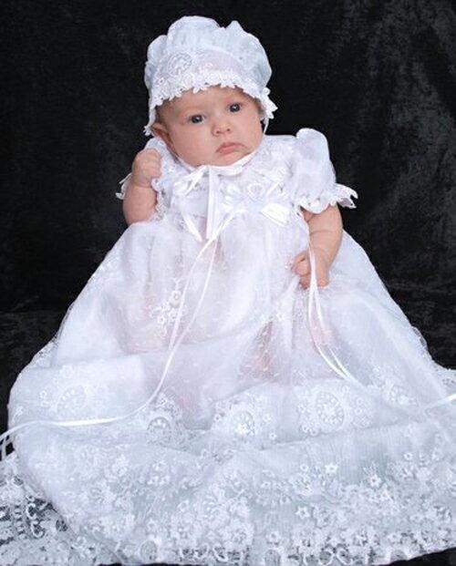 Lito リト 新生児セレモニードレス Madison 女の子 ベビー フォーマル 退院着 お祝い お宮参り 記念撮影