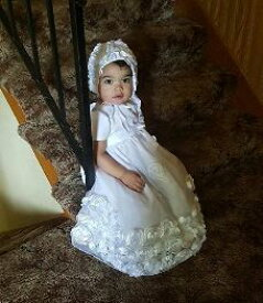 Lito リト フローラルリボンチュールドレスClarice 女の子 ベビー フォーマル 退院着 お祝い お宮参り 記念撮影
