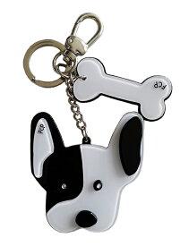 Adelaide New York アデレイドニューヨーク ドッグキーホルダー バッグチャーム 犬 テリア 【FCP Key Chain】
