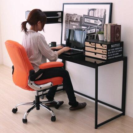 パソコンチェア疲れにくいオフィスチェアデスクチェアおしゃれハイバックレザー腰痛ロッキングワークチェアPCチェアコンパクトパソコンチェアーオフィスチェアー事務椅子学習チェアブラック黒ブラウンダークブラウンピンクオレンジタイニー