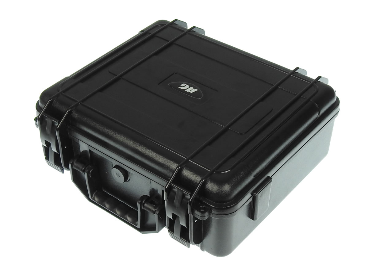 DJI Mavic Pro Drone ドローン マルチコプター ブラック 防水 ボックス BOX ケース Case バック 収納 軽量 頑丈 専用キャリー ビジョンvision ハードシェル クワッドコプター
