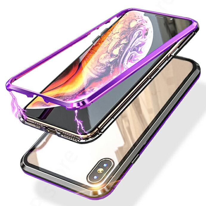 [着後レビューでケーブルGET/ガラスフィルム/リング付き] iPhone Xr ケース iPhone Xs ケース iPhone8 ケース iPhone X Xs MAX ケース iPhone7ケース iPhone8Plus ケース iPhone7 iPhone6s plus アイフォン xr Xs フルカバー ブランド ケース 360度 バンパー 全面保護 クリア
