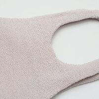 【6点までネコポス可】シルクプレーティングマスク内側シルク100%日本製ニットマスク布マスクシルクマスクホワイト/ピンク/グレー|定番ライフスタイル男女兼用ユニセックス