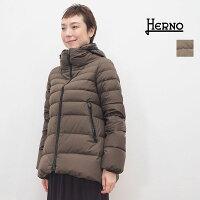 【正規品】HERNOヘルノPI079DLラミナーショートダウンジャケット|20AWアウター秋冬