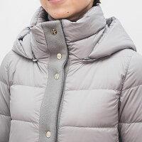【正規品】HERNOヘルノPI1199Dウール切り替えミドルダウンジャケットスナップ|20AWアウター秋冬