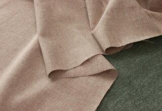 生地布│コットントップビエラシャンブレー起毛■トップ糸で奥深い色合い