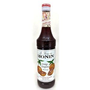 モナン ブラッドオレンジ シロップ 700ml 正規 【飲料 シロップ類】