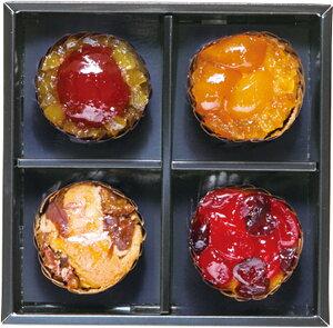 ホシフルーツ フレンチカップケーキ4個 【COCOROTO】