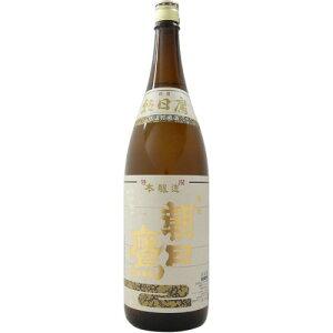 朝日鷹 特選本醸造 低温貯蔵酒 1800ml 【日本酒 山形県】
