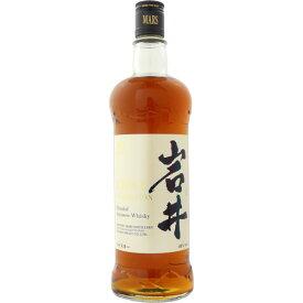 マルスウイスキー 岩井トラディション 750ml 【ウイスキー 国産ウイスキー】