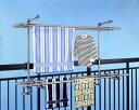 【積水樹脂】ベランダ物干し台 DB-502【あす楽対応】【送料無料】【洗濯 物干し 竿】