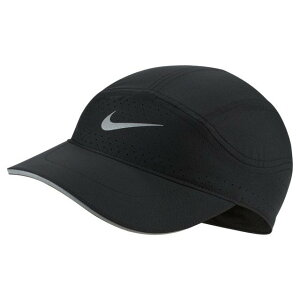 ランニングキャップ 帽子 メンズ レディース ナイキ NIKE エアロビル テイルウィンド エリート キャップ スポーツ ジョギング 熱中症対策 アクセサリ/ BV2204-010【取寄】