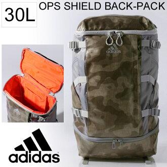 阿迪达斯阿迪达斯/OPS (杰作) 盾背包背包 30 L 型伪装模式 OPS DWR BP 通勤学校俱乐部健身房健身 /BJY28 /