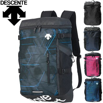 Backpack DESCENTE MoveSports Descente backpack mens unisex sports bag square type D Pack daypack DAC8620 commute commuting casual bag PC storage bag /DAC-8620/05P03Sep16
