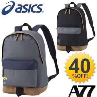 아식스 asics/A77 DAYPACK28 백 팩 디버그 가방 배낭 남녀 겸용 스포츠 가방 캐주얼 통근 통학 동아리 짐/EBA611/