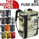 THE NORTH FACE ベースキャンプ ヒューズボックス ノースフェイス ボックス型 バックパック アウトドア タウン カジュアルバッグ 縦型 鞄 かばん...