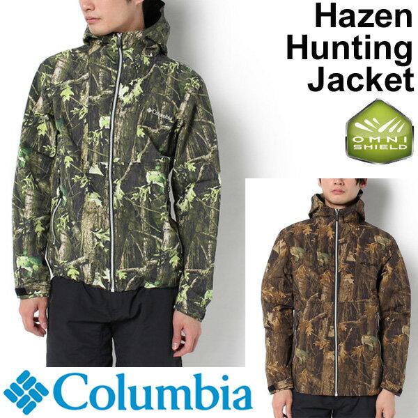 ジャケット メンズ コロンビア Columbia アウトドアウェア アウター ヘイゼンハンティングパターンドジャケット 登山 トレッキング 男性用 デイリー カジュアル ジャンバー ブルゾン 上着 正規品/PM3911