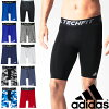 Adidas adidas / mens tech fit-based short tights pants underwear inner TECHFIT football football training gym men's / men's solid color Camo pattern with /BCI85/05P03Sep16