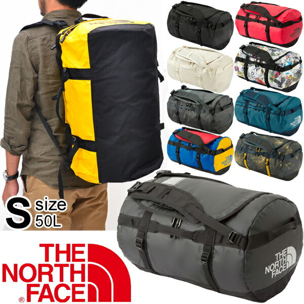 ダッフルバッグ メンズ レディース ザノースフェイス THE NORTH FACE BCダッフルバッグ Sサイズ 50L 大容量 アウトドア キャンプ レジャー スポーツ 旅行 遠征 男女兼用/NM81770