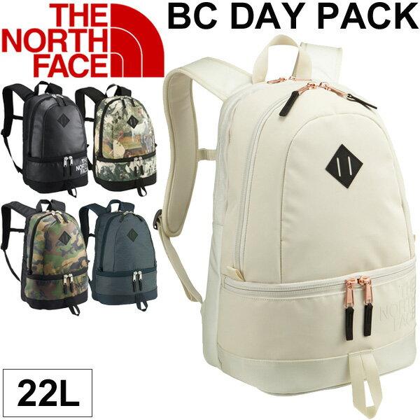デイパック メンズ レディース THE NORTH FACE BCデイパック ザノースフェイ リュックサック バックパック 22L ティアドロップ型 カジュアルバッグ かばん 正規品/NM81504