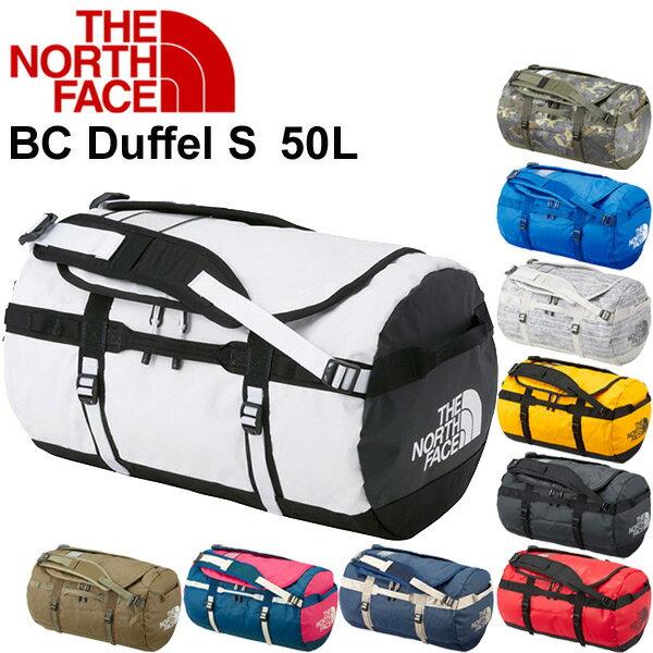 ダッフルバッグ THE NORTH FACE ベースキャンプ ノースフェイス BCシリーズ ボストンバッグ Sサイズ 50L バックパック アウトドア メンズ レディース かばん 旅行 トラベル 出張 鞄/NM81815
