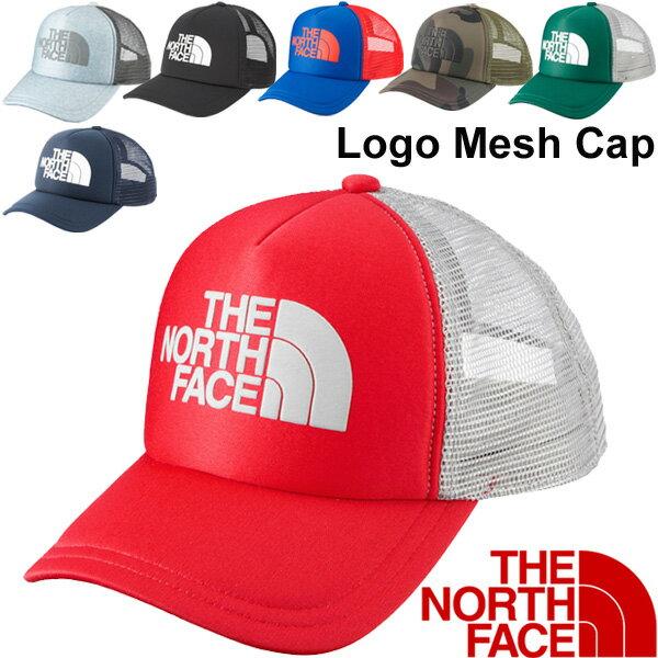 キャップ 帽子 メンズ レディース/ノースフェイス THE NORTH FACE ロゴメッシュキャップ アウトドア キャンプ タウンユース スポーツ カジュアル アクセサリー/NN01452