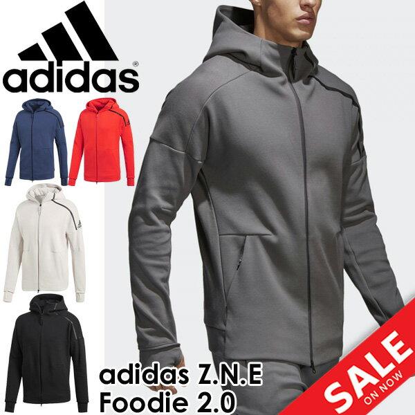 トレーニング ジャケット メンズ/アディダス M adidas Z.N.E. フーディー 2.0/男性 アウター スウェット パーカー トレーナー ワークアウト スエット スポーツウェア Z.N.E.(ゼットエヌイー)/DTU27
