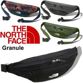 ウエストバッグ ウエストポーチ THE NORTH FACE ザノースフェイス グラニュール/アウトドアバッグ 1.5L メンズ レディース スポーツ カジュアル バッグ GRANULE 鞄/ NM71905