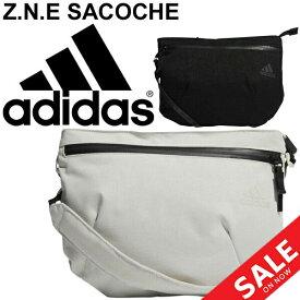 サコッシュ ショルダーバッグ メンズ レディース アディダス adidas ZNE スポーツ カジュアルバッグ ミニショルダー ポシェット 鞄 かばん/FKL60