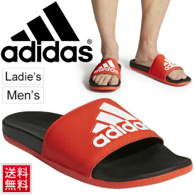 スポーツサンダル シャワーサンダル メンズ レディース シューズ/アディダス adidas ADILETTE CF LOGO U アディレッタ CF /AdiletteCFLogoU