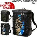 バックパック デイパック ノースフェイス THE NORTH FACE ノベルティBCヒューズボックス 30L /ボックス型 リュックサ…