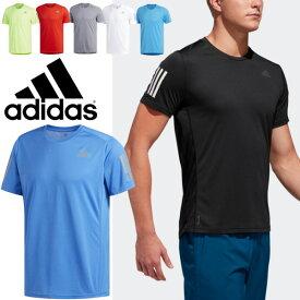 ランニング Tシャツ 半袖 メンズ アディダス adidas RESPONSE スポーツウェア トレーニング ジム 男性用 半袖シャツ クライマクール トップス /FWB26