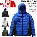 ランニングジャケット メンズ ノースフェイス THE NORTH FACE レッドランプロフーディ 男性用 中わた入り アウター 防…
