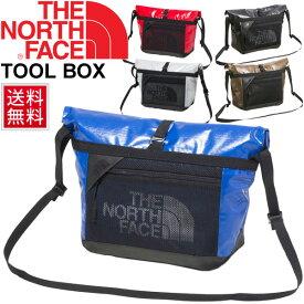 ショルダーバッグ メンズ レディース ノースフェイス THE NORTH FACE ツールボックス Tool Box 4L アウトドア カジュアル メッセンジャーバッグ 男女兼用 鞄 斜めがけ ロゴ かばん/ NM81860