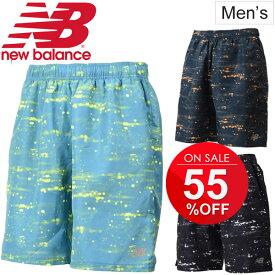 35055b7d9f260 ランニング ショートパンツ メンズ/ニューバランス new balance R360 7インチショーツ/男性用 ジョギング