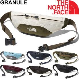 ウエストバッグ ウエストポーチ ノースフェイス THE NORTH FACE グラニュール 1.5L アウトドア カジュアル メンズ レディース ヒップバッグ GRANULE 鞄/NM71905