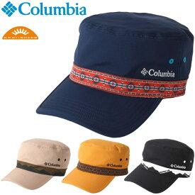 キャップ 帽子 メンズ レディース コロンビア Columbia ウォルナットピークキャップ 紫外線カット UPF50 吸汗速乾 アウトドア トレッキング キャンプ 野外フェス カジュアル 男女兼用 アクセサリ ぼうし/PU5042
