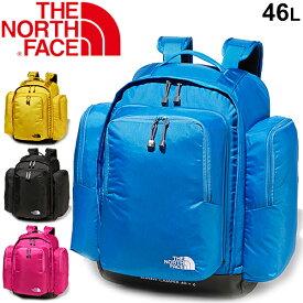 リュックサック キッズ バックパック 男の子 女の子 バッグ 子ども用 ノースフェイス THE NORTH FACE サニーキャンパー40+6 46L 大容量 鞄/アウトドアパック 子ども キャンプ 林間学校 レジャー 旅行 野外授業 かばん/NMJ71700-