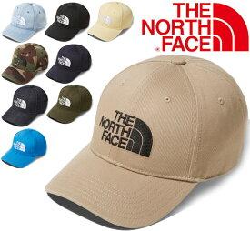 キャップ 帽子 メンズ レディース ノースフェイス THE NORTH FACE TNFロゴキャップ/定番 オールシーズン 紫外線対策 男女兼用 ぼうし アウトドア タウン カジュアル スポーツ アクセサリ/NN02044