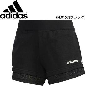 ショートパンツ レディース アディダス adidas W ESSENTIALS MM ショーツ/スポーツウェア トレーニング フィットネス ランニング ジム 女性 ボトムス/GVC06-FL0153