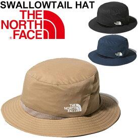 帽子 ウインドシェル ハット メンズ レディース ノースフェイス THE NORTH FACE スワローテイルハット/アウトドア 防風 はっ水 軽量 ナイロン 男女兼用 タウンユース ぼうし/NN02001