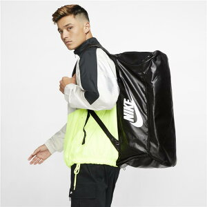 ボストンバッグ メンズ レディース ナイキ Nike ブラジリア ダッフルバッグ 60L 大容量 トレーニングバッグ スポーツバッグ 男女兼用 かばん 合宿 遠征 試合 ジム 旅行 鞄/BA6395-010【ギフト不可