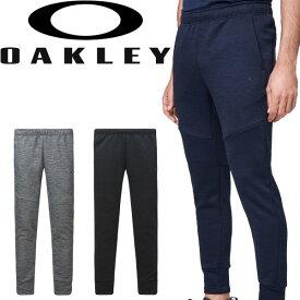 ジャージ パンツ メンズ オークリー OAKLEY ENHANCE GRID FLEECE PANT 10.7/スポーツウェア トレーニング 吸汗速乾 男性 ボトムス 長ズボン 運動/FOA401420