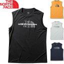 ノースリーブシャツ メンズ タンクトップ ノースフェイス THE NORTH FACE/スリーブレス アンペアクルー/スポーツウェ…