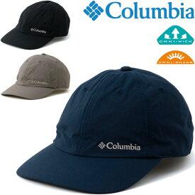 【全品5倍★4月15日限定】帽子 キャップ UVカット 吸汗速乾 メンズ レディース/コロンビア Columbia テックシェイド2ハット/アウトドア トレッキング 日差し 紫外線対策 シンプル ぼうし/XU0155